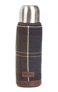 Barbour Tartan Thermal Flask