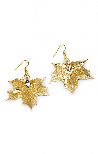 Canadian Maple Earrings