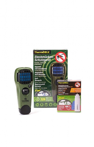 Portable Thermacell Mosquito Repellent
