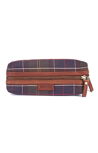 Barbour Tartan Pencil Case