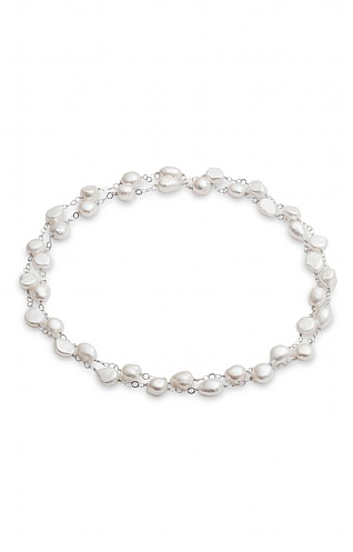 Pearls of the Orient Irregular Pearl Necklace
