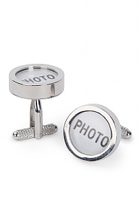 Photo Frame Cufflinks