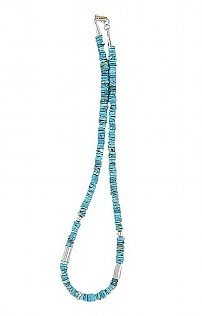 Brave Designs 1 Strand Small Bead Necklace