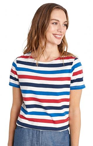 Ladies Seasalt Sailor T-Shirt