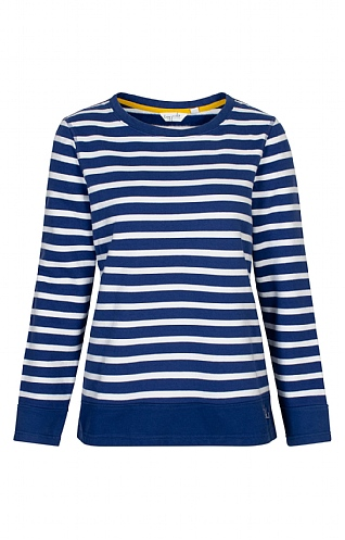 Lazy Jacks Crew Neck Stripe Shirt