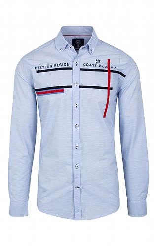 Claudio Campione Coast Guard Shirt