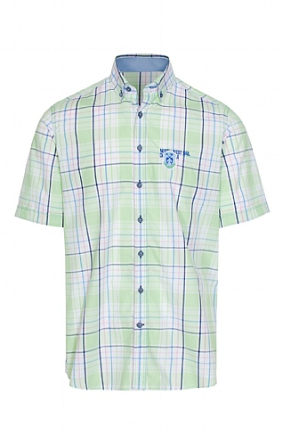 Claudio Campione Super Soft Cotton Check Shirt