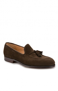 Cavendish Suede Loafer