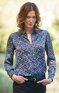 Liberty Silk Blouse