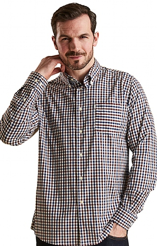 Men's Barbour Hill Performance Shirt