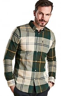 Men's Barbour Ashwood Tartan Shirt