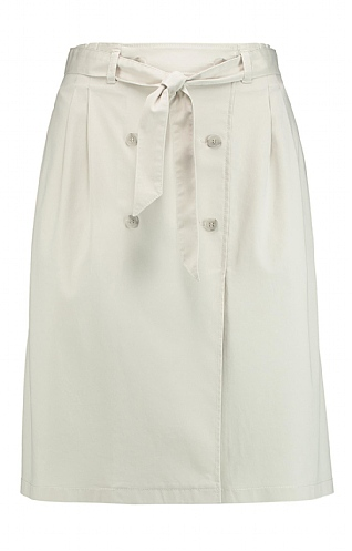 Gerry Weber Chino Button Belt Skirt
