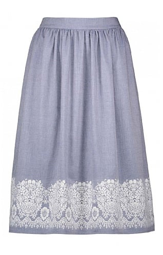 Gerry Weber Lace Trim Skirt