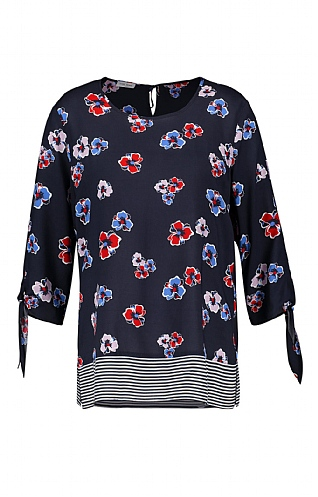 Gerry Weber Simple Print Top