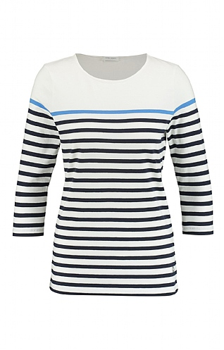 Gerry Weber Two Colour Stripe Top