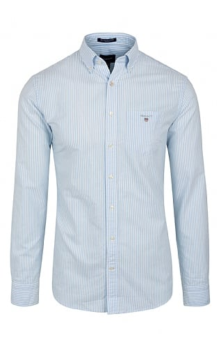 Gant Oxford Banker Thin Stripe Shirt