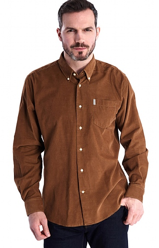 Barbour Cord 1 Regular Fit Shirt