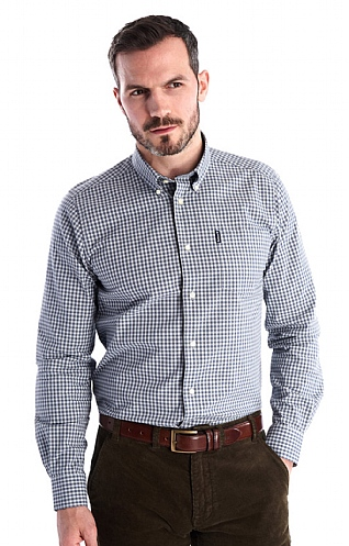 Barbour Gingham 9 Tailored Shirt