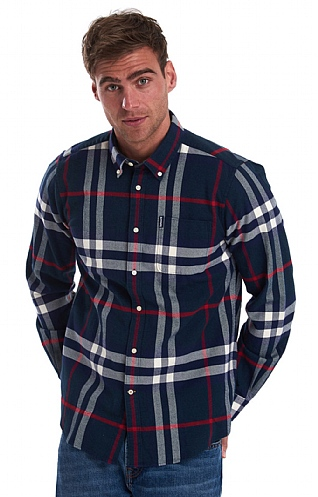 Barbour High Check 18 Tailored Shirt