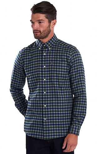 Barbour Country Check 3 Tailored Fit Shirt