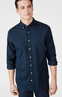 Gant Windblown Oxford Check Shirt