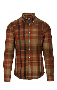 Gant Rugger Fall Madras Shirt