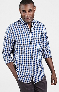 Gant Nordic Plaid Gingham Shirt