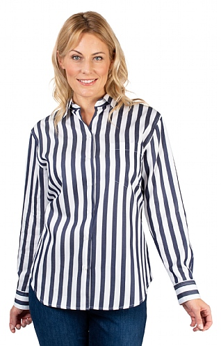 Seidensticker Stripe Pocket Shirt