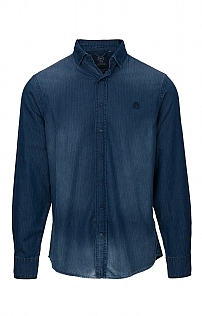 Claudio Campione Mid Weight Denim Shirt