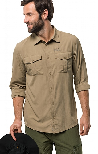 Jack Wolfskin Atacama Roll-Up Shirt