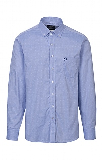 Claudio Campione Chambray Dot Shirt
