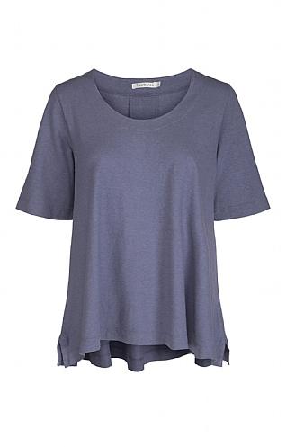 Ladies Two Danes Heide T-Shirt