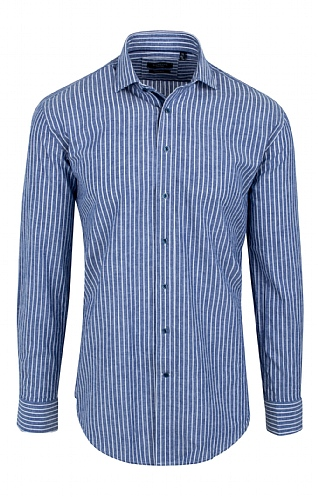 Men's Thin Stripe Shirt