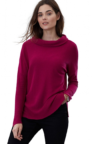 Joules Juniper Funnel Neck Jumper