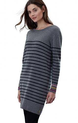 Joules Estelle Knitted Long Sleeve Tunic