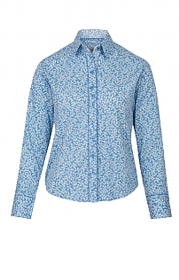 Grenouille Floral Shirt
