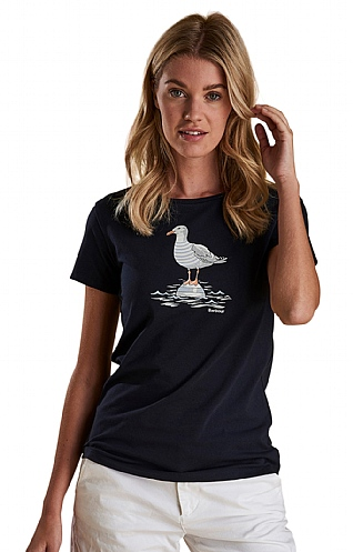 Barbour Sailboat Tee