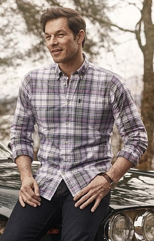Barbour Oxford Check Two Tailored Shirt