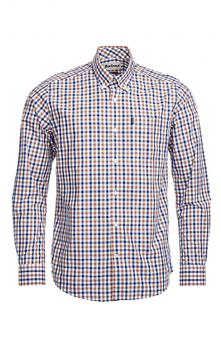 Barbour Gingham Four Tailored Shirt