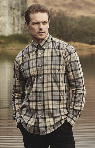 Barbour Tartan One Tailored Shirt