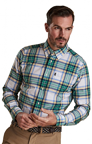 Barbour Highland Six Tailored Shirt