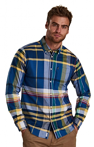 Barbour Highland Two Tailored Shirt