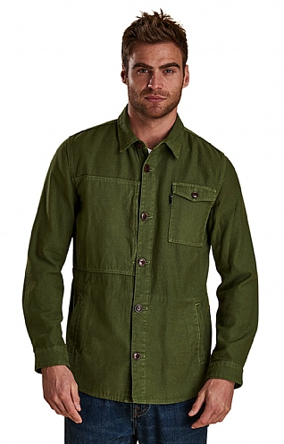 Barbour Seaton Overshirt
