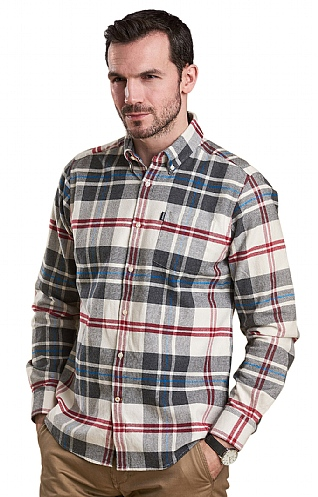 Barbour Dawson Tailored Shirt