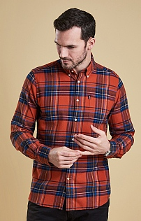 Barbour Finley Highland Check Tailored Shirt