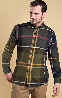 Barbour Bennett Highland Check Tailored Shirt