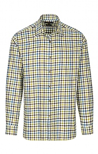 Men's Viyella Brushed Cotton Twill Shirt