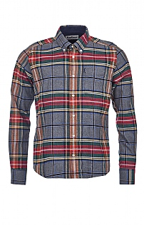 Barbour Castlebay Highland Check Tailored Shirt