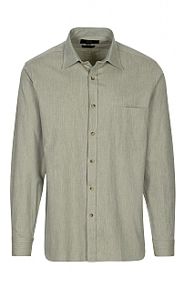 Men's Viyella Cotton/Wool Blend Shirt