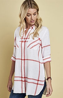 Ladies Barbour Bamburgh Shirt